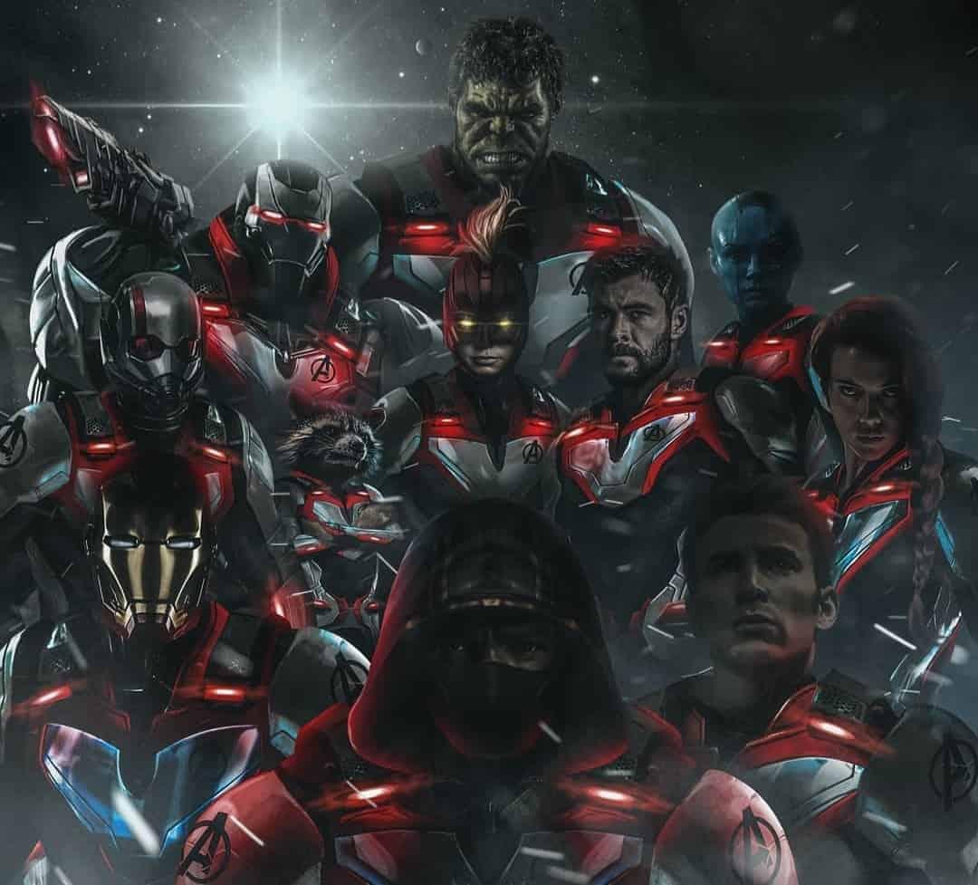 Avengers: Endgame Runtime