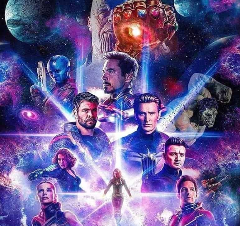 Avengers: Endgame Namor MCU