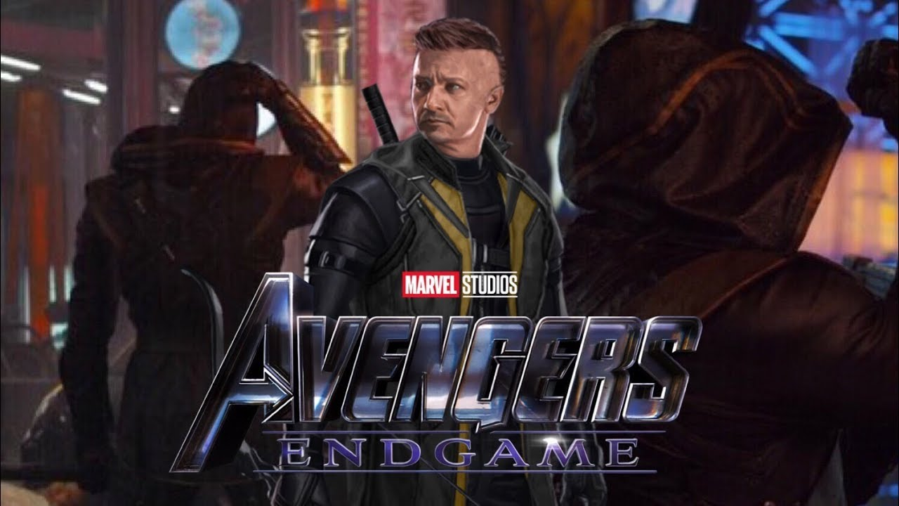Photo of Here's Everything You Need to Know About Hawkeye's Role in Avengers: Endgame