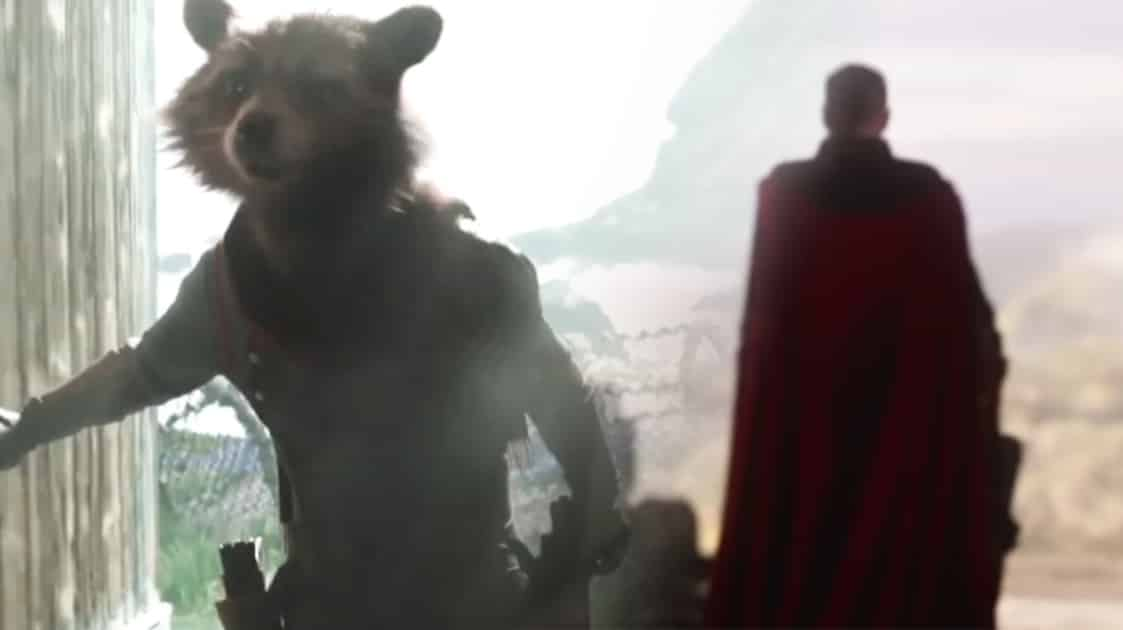 Photo of Where Are Thor & Rocket in The Avengers: Endgame Super Bowl TV Spot?