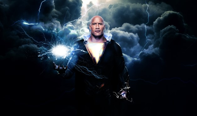 Dwayne Johnson MCU