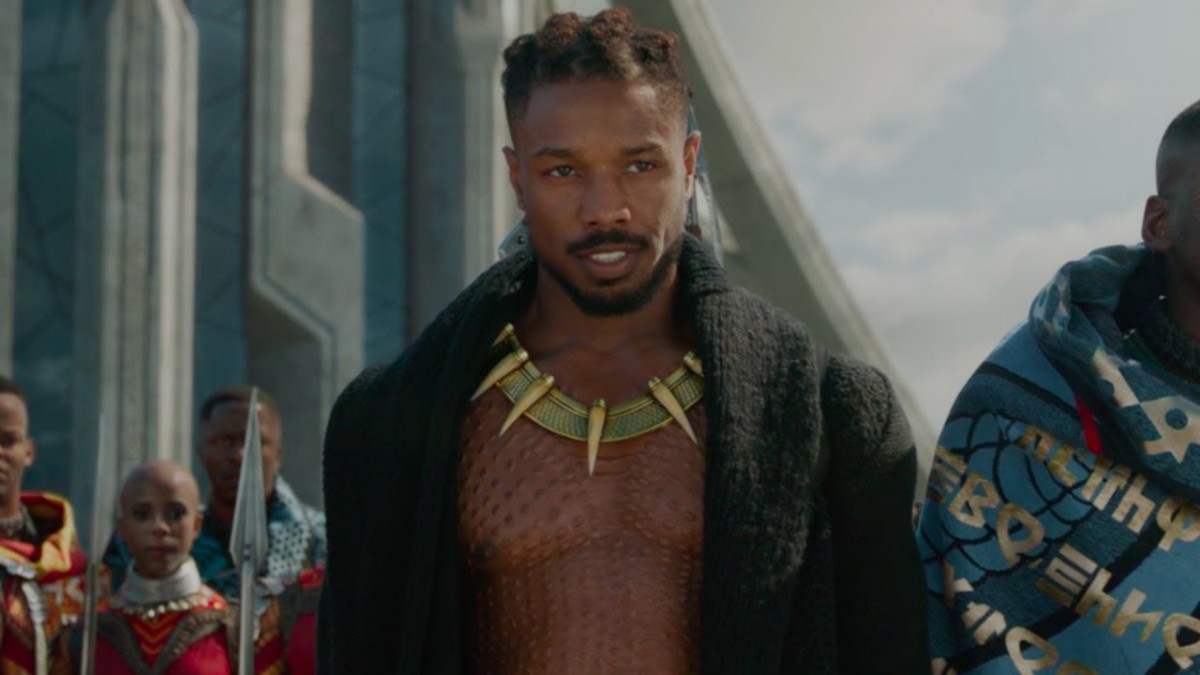 Black Panther 2 Michael B. Jordan