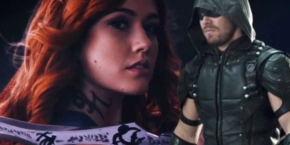 Photo of Arrow Star Katherine McNamara Suggests Blackstar's Return