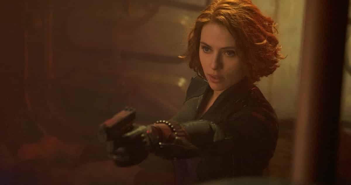 Black Widow Solo Movie