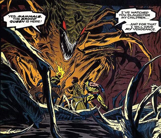 X-Men Comic MCU