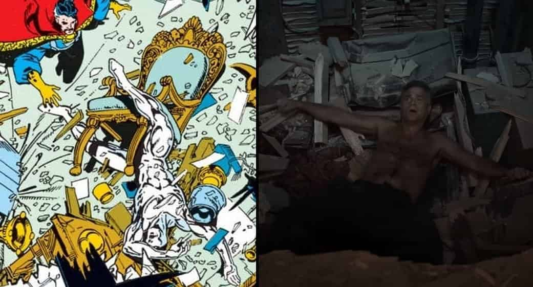 Avengers: Endgame Gamora Thanos Vision