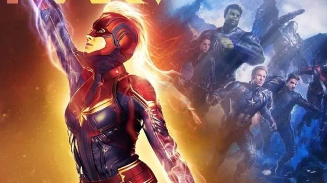 Photo of Avengers: Endgame – Captain Marvel's New Costume Revealed