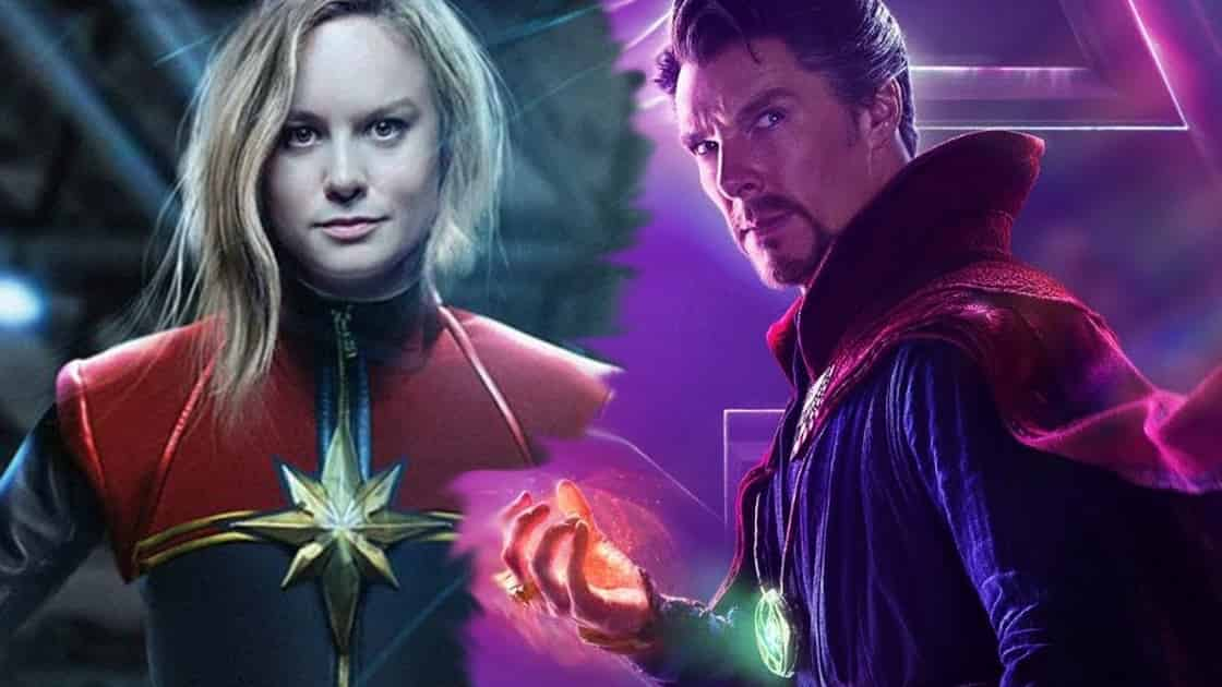 Photo of Captain Marvel – Doctor Strange Could Appear in The Post Credits Scene