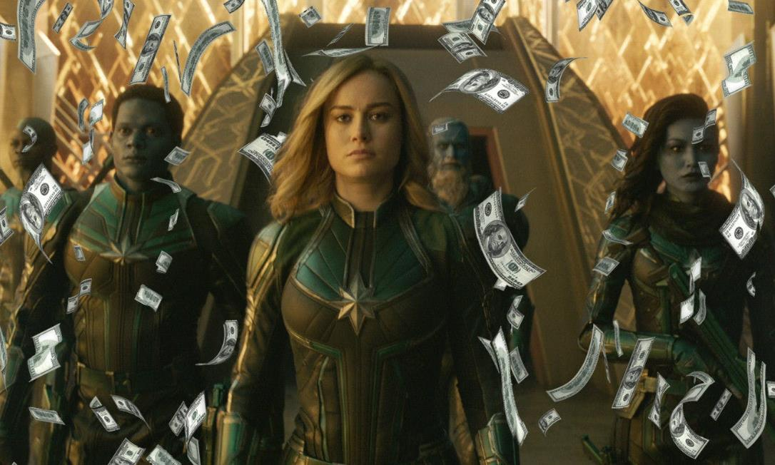 Photo of Captain Marvel Opening Weekend Box Office Projections Reach Hefty $160 Million