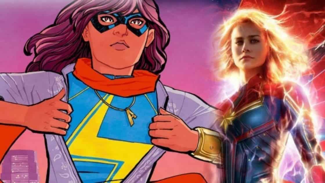 Ms. Marvel Series Mean Marvel is Rebooting Inhumans
