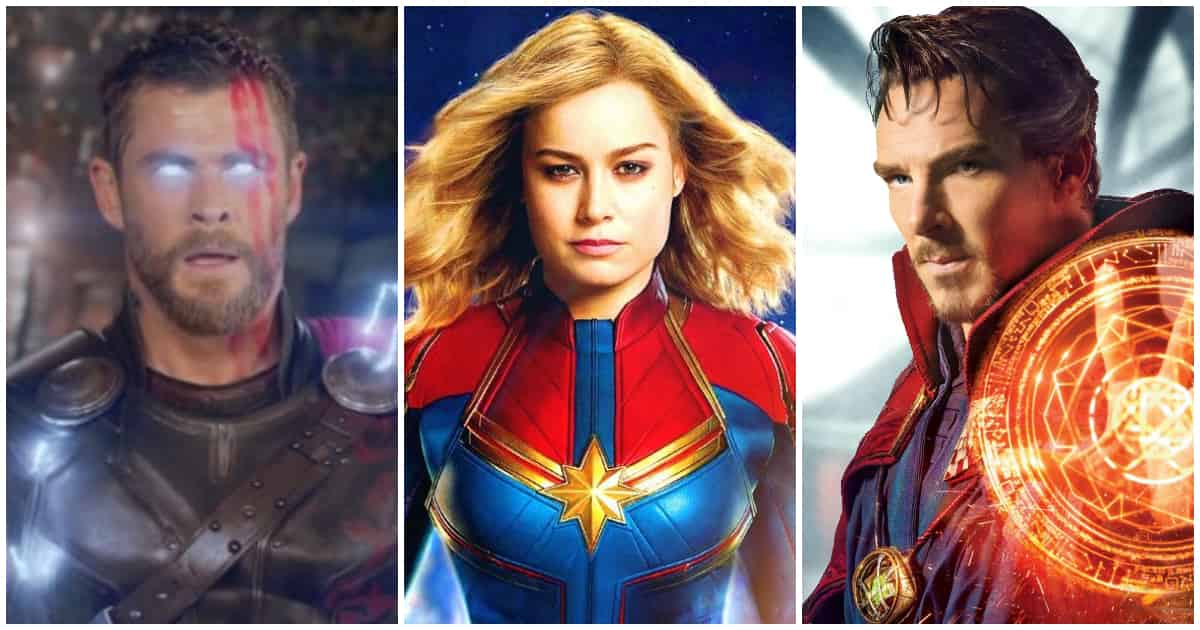 Photo of 11 Super Strong Marvel Characters That Captain Marvel Will Absolutely Destroy in a Fight