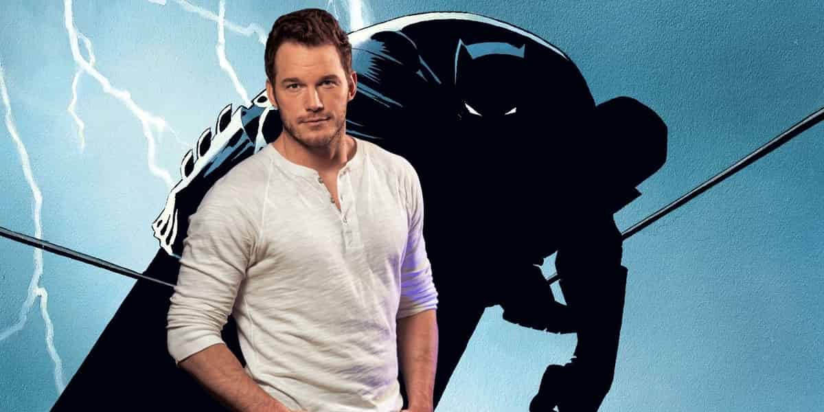 Batman Chris Pratt