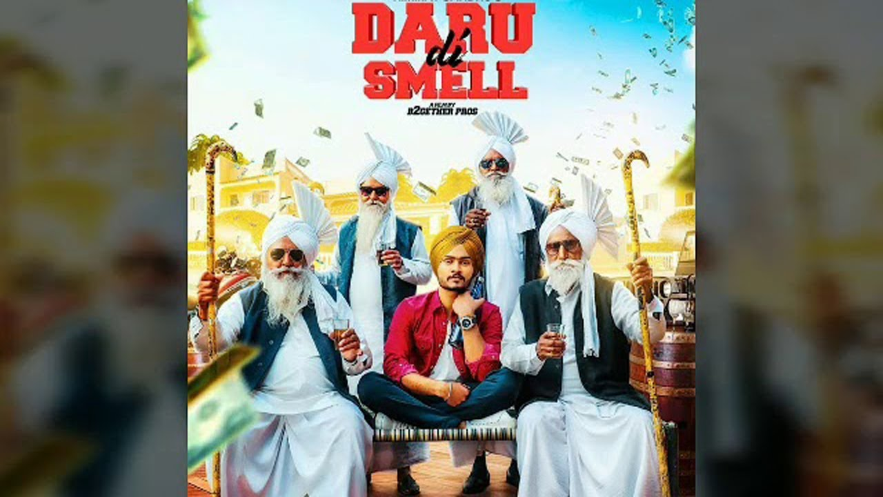 Daru Di Smell Punjabi Song Mr Jatt