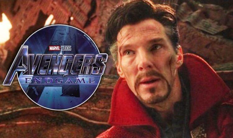 Avengers: Endgame Doctor Strange