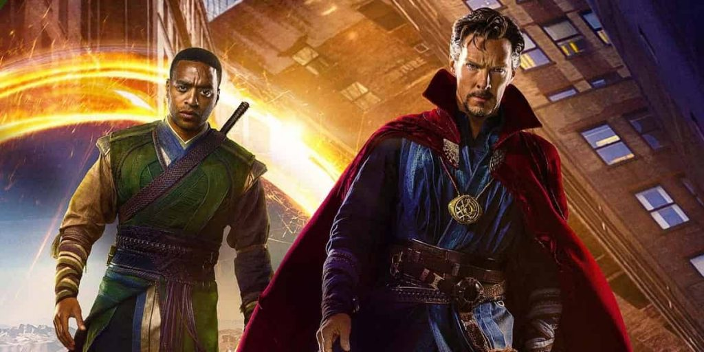Doctor Strange 2 Role of Baron Mordo