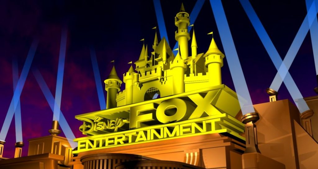 Fox Entertainment Disney