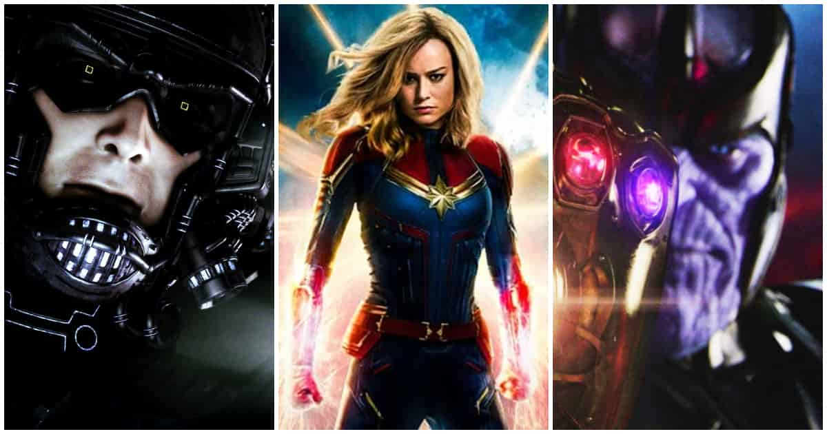 Photo of 11 Marvel Characters Who Would Wipe The Floor With Captain Marvel