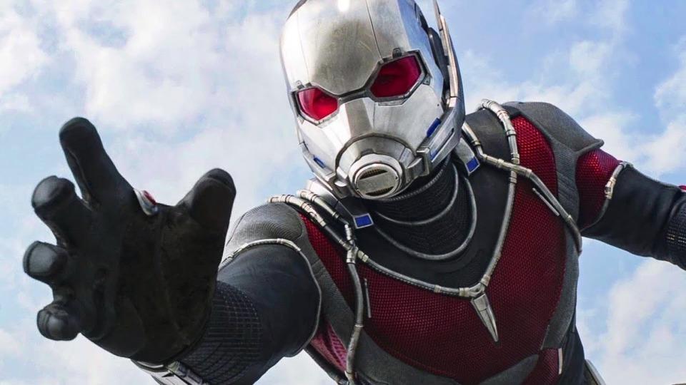Avengers: Endgame Ant-Man MCU