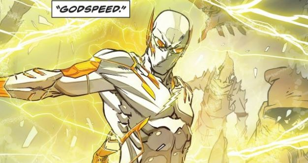 The Flash Godspeed
