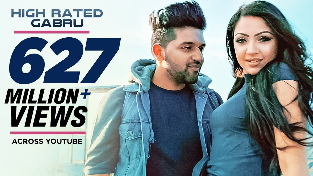 High Rated Gabru Song Download Mp4