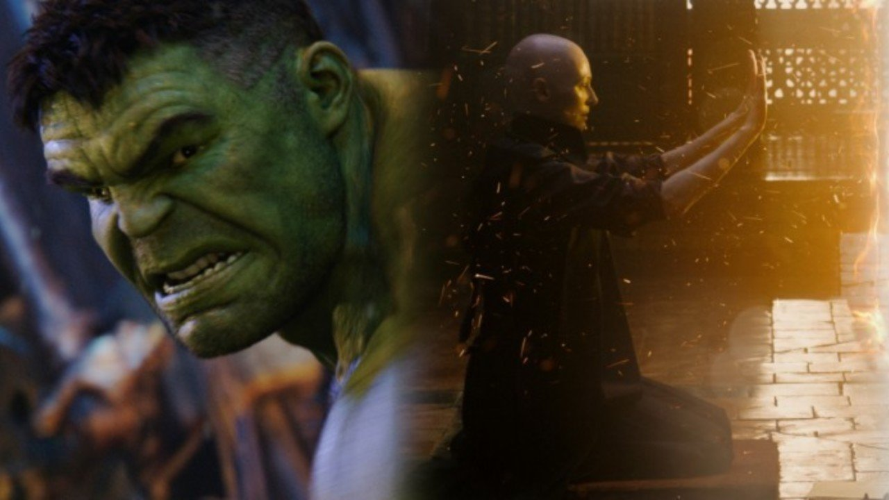 Ancient One Marvel
