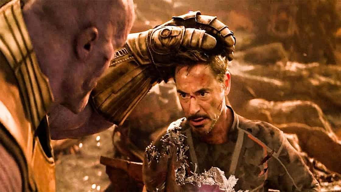 Avengers: Infinity War Theory Iron Man Thanos