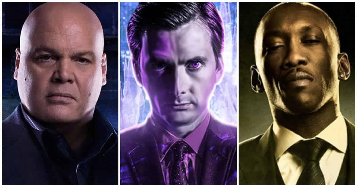 Marvel's Most Dangerous Netflix Super Villains