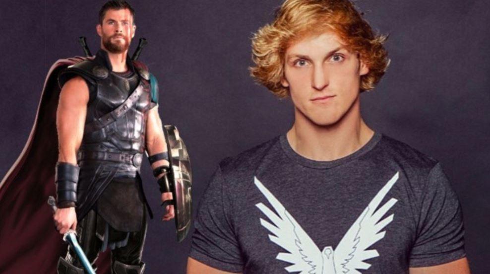Avengers: Endgame Chris Hemsworth Logan Paul