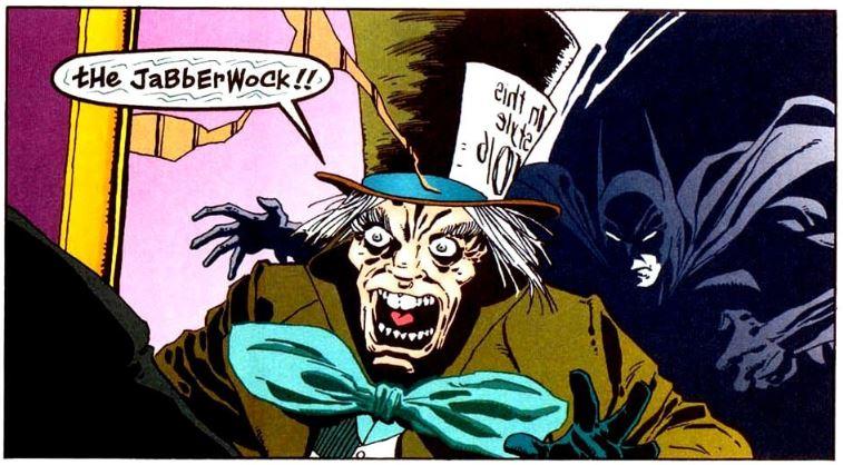 Batman Villains DCEU