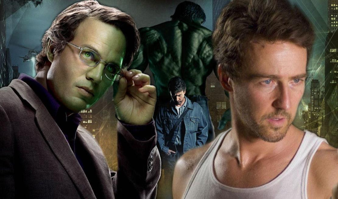 Photo of Here's Why Mark Ruffalo Replaced Edward Norton as The Hulk