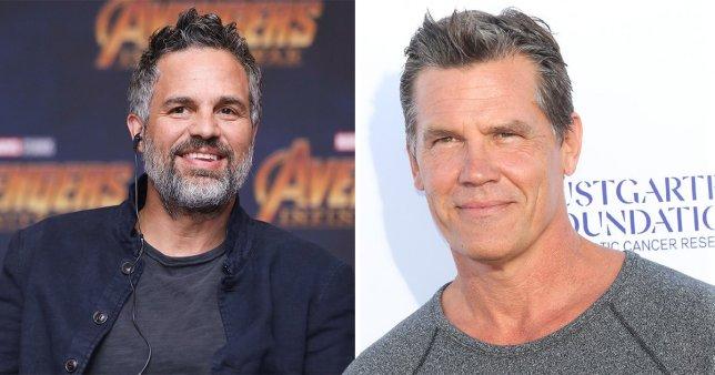 Avengers: Infinity War Mark Ruffalo Josh Brolin