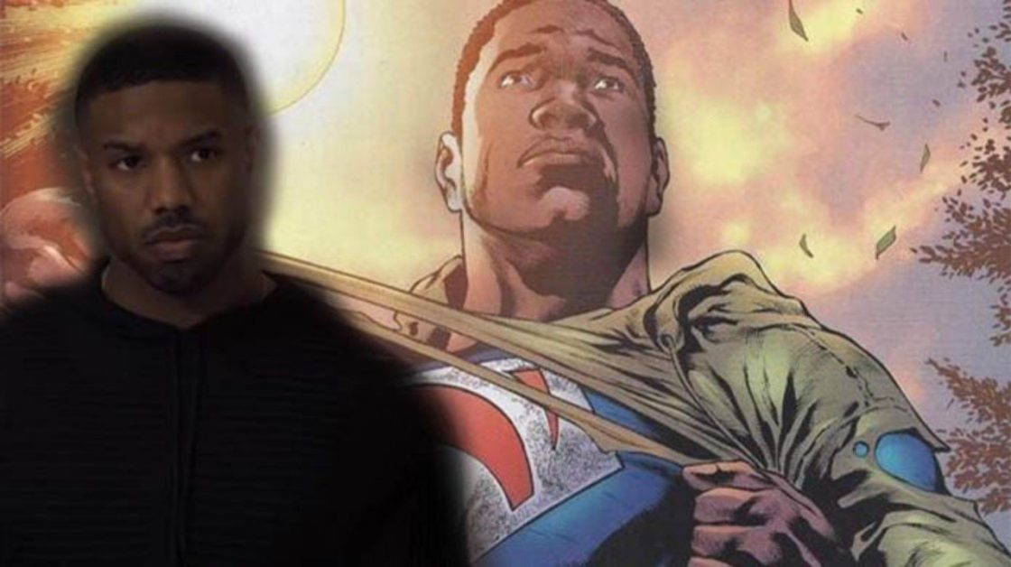 Superman Michael B. Jordan Clark Kent