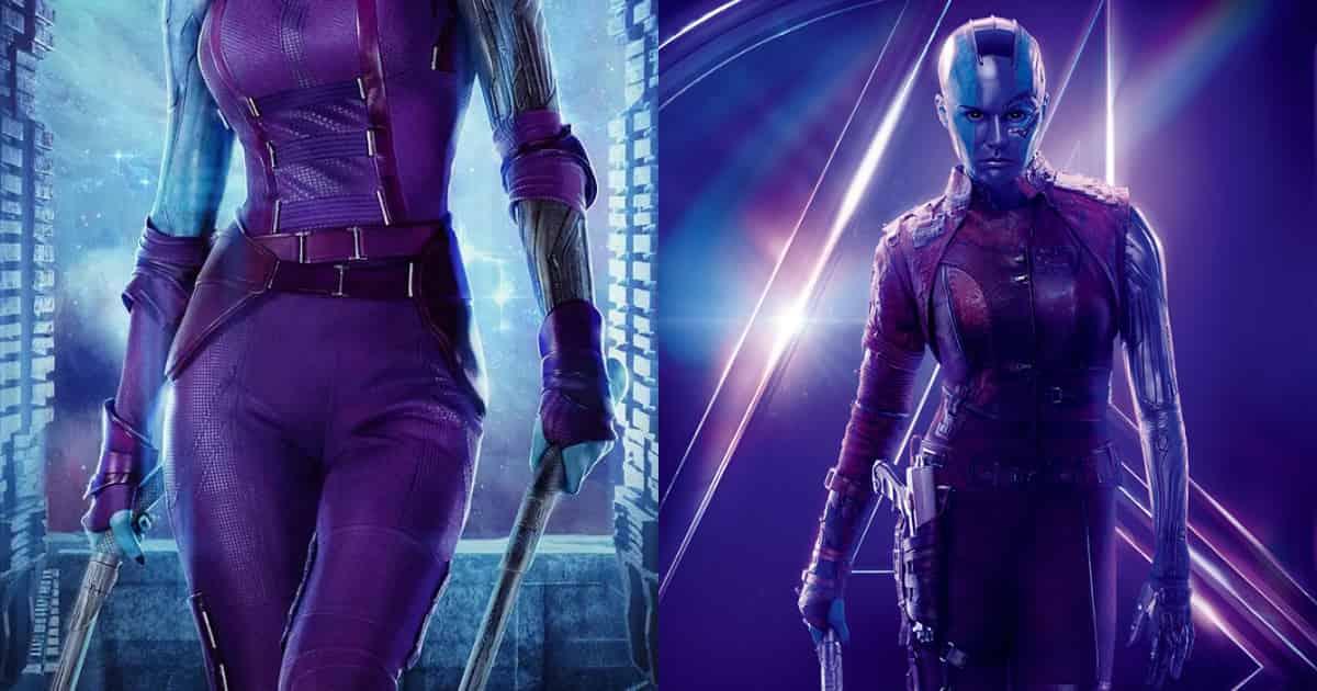 Avengers: Endgame Nebula Tony