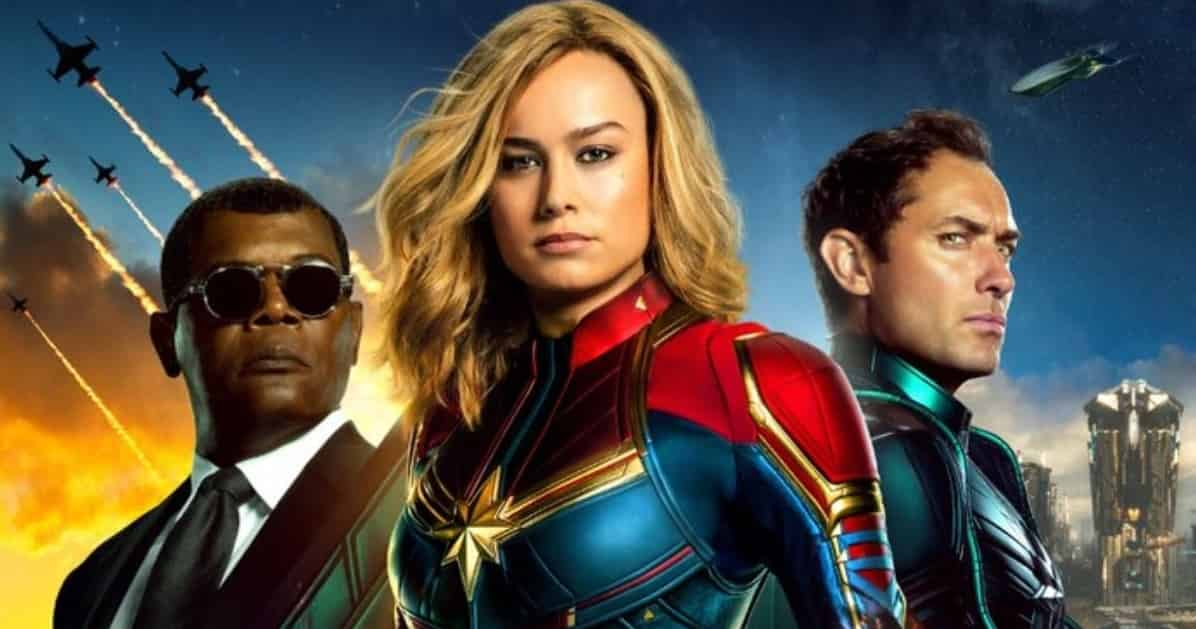 Photo of Captain Marvel Shorter Final Run Time Revealed And It May Be a Problem