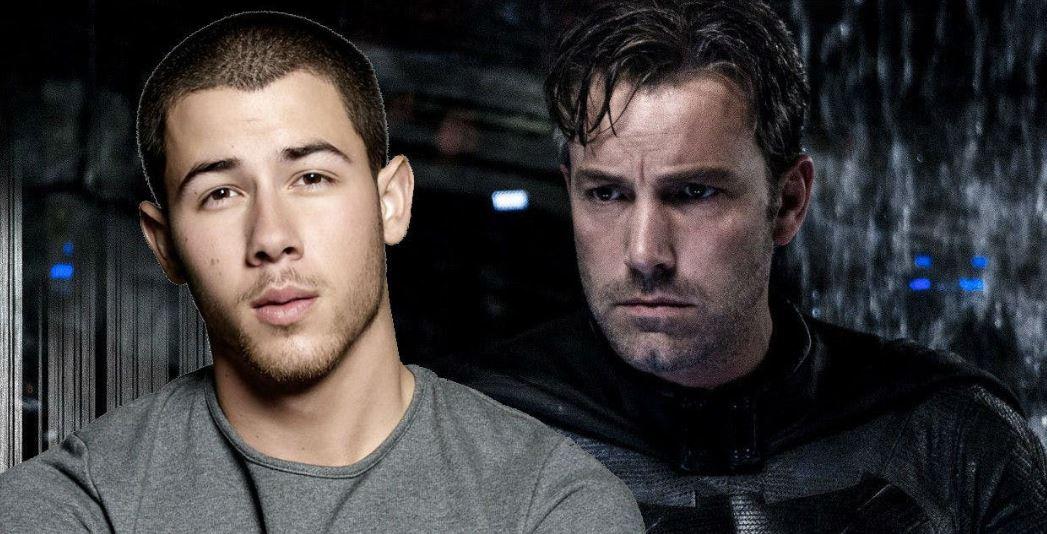 Batman Nick Jonas Ben Affleck