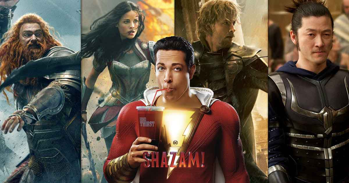Photo of Shazam! Star Zachary Levi Wanted Thor & The Warriors Three to Have Their Own MCU Trilogy