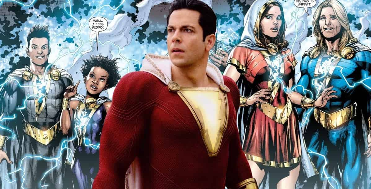 Photo of Shazam! Has Introduced Us to Our First Gay DC Superhero