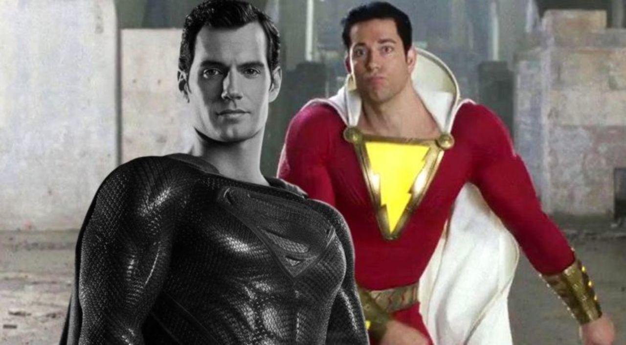 Photo of New 'Shazam!' Sneak Peek Teaser References Superman