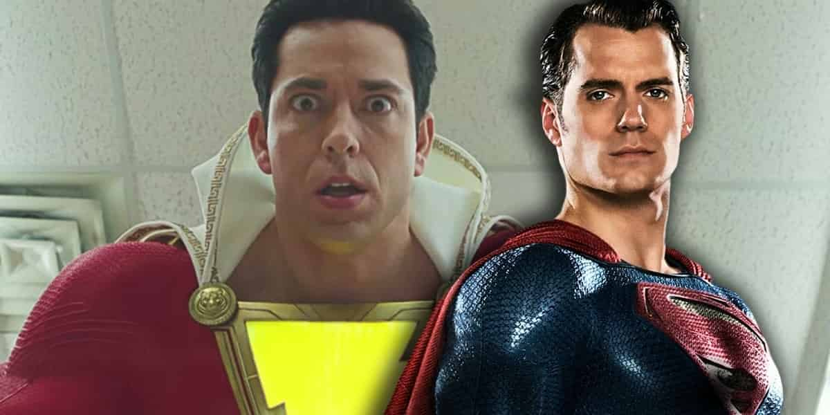 Photo of Shazam! Reportedly Confirmed to Have a Superman Cameo