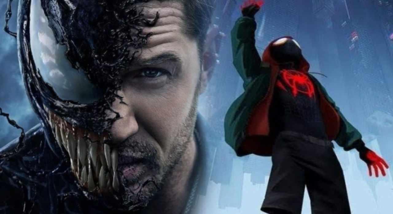 Spider-Man: Into The Spider-Verse Venom Sony