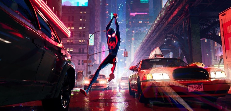 Spider-Man: Into The Spider-Verse Home Release