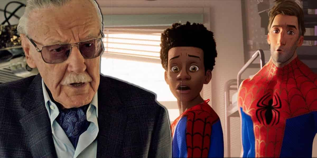 Photo of Another Stan Lee Cameo Spotted in Spider-Man: Into the Spider-Verse
