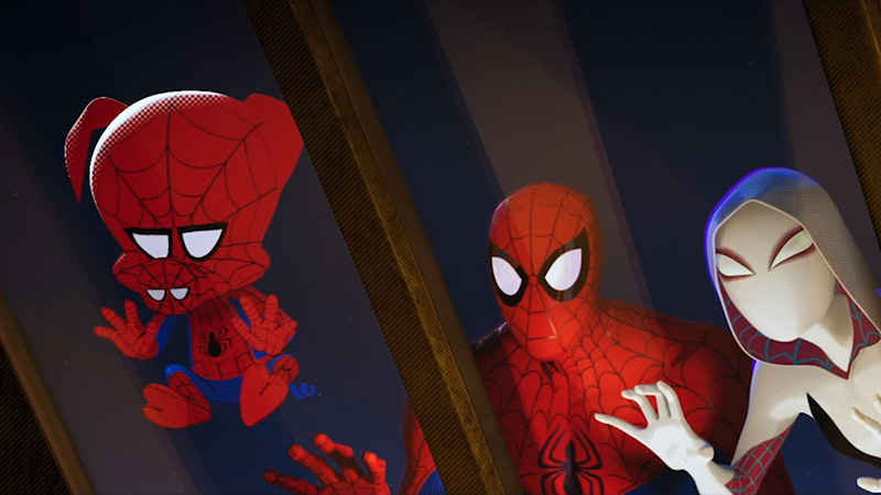 Photo of 'Into The Spider-Verse' Producer Shares an Inhuman Fact About Hot Dogs in Spider-Ham's Universe