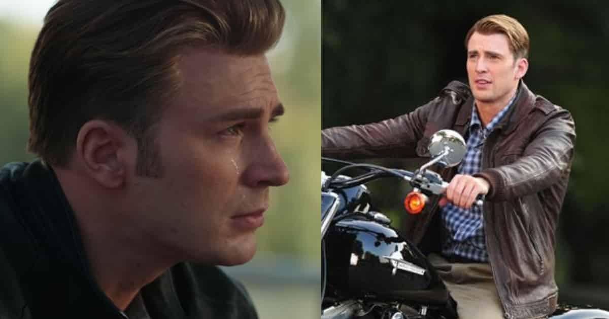 Avengers: Endgame Trailer Captain America