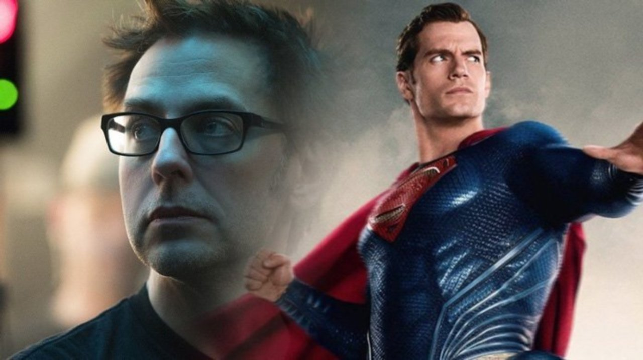 James Gunn The Suicide Squad Superman