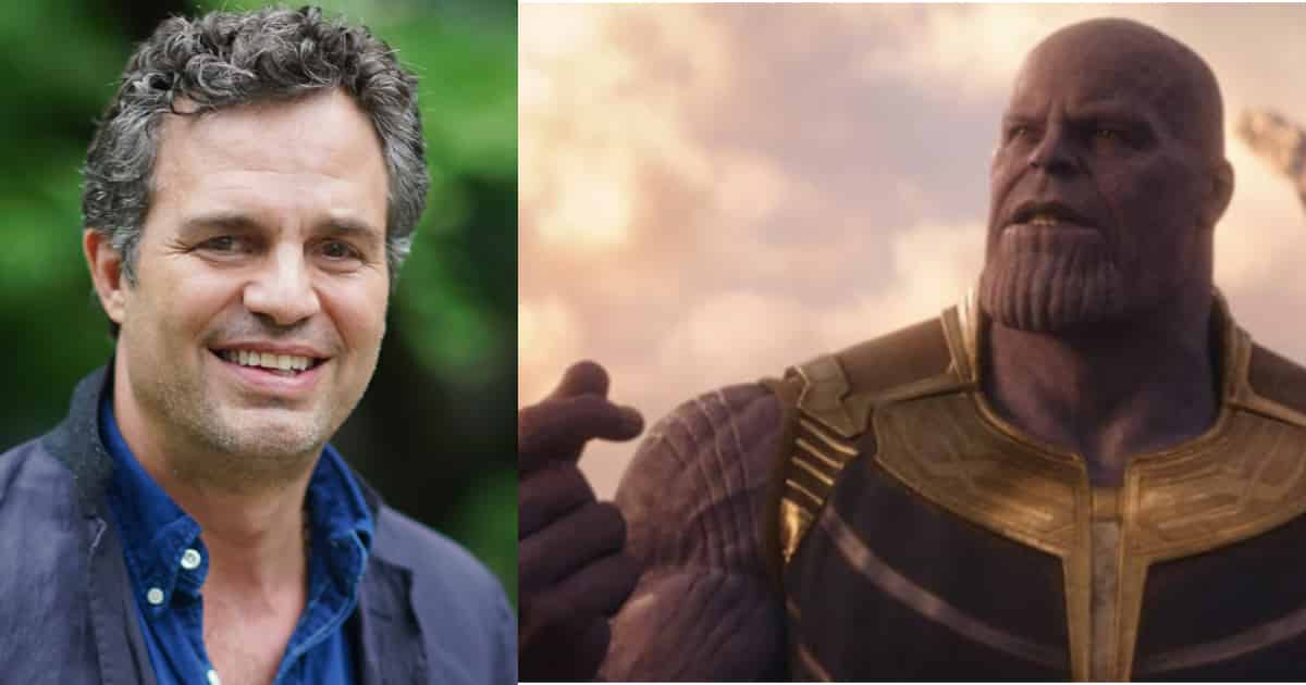 Photo of Avengers: Infinity War Star Mark Ruffalo Wishes Josh Brolin Birthday in a Savage Way