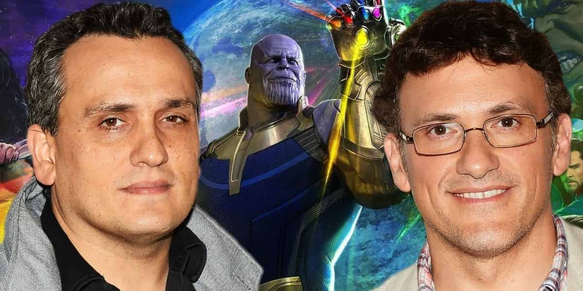 Infinity War Endgame Russo Brothers