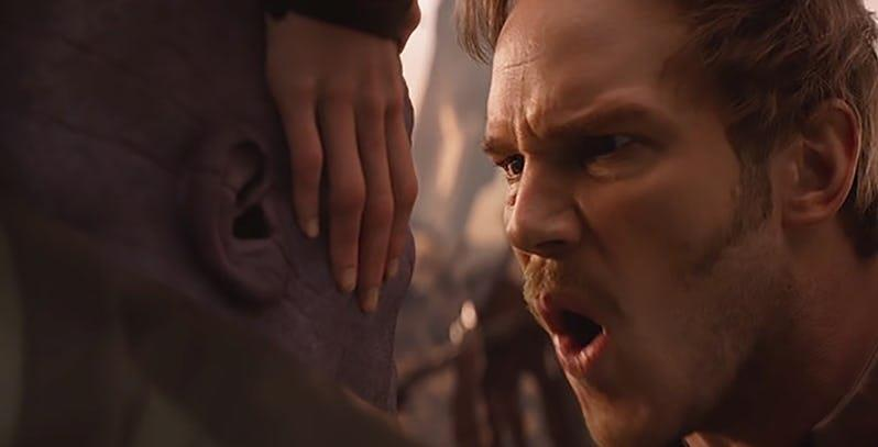Photo of Chris Pratt Agrees to Star-Lord Being a Total D*** in Avengers: Infinity War