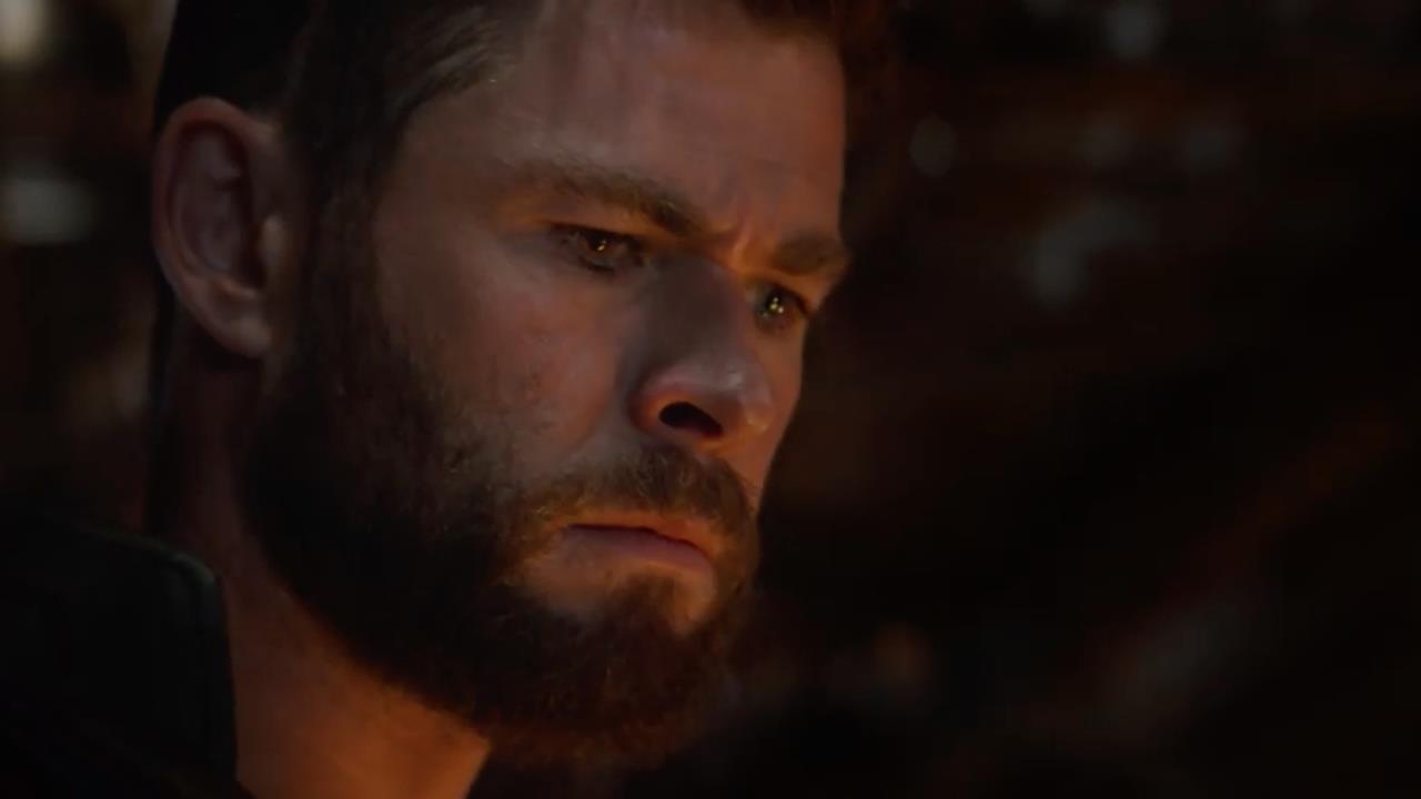 Avengers: Endgame Super Bowl TV Spot Thor Rocket