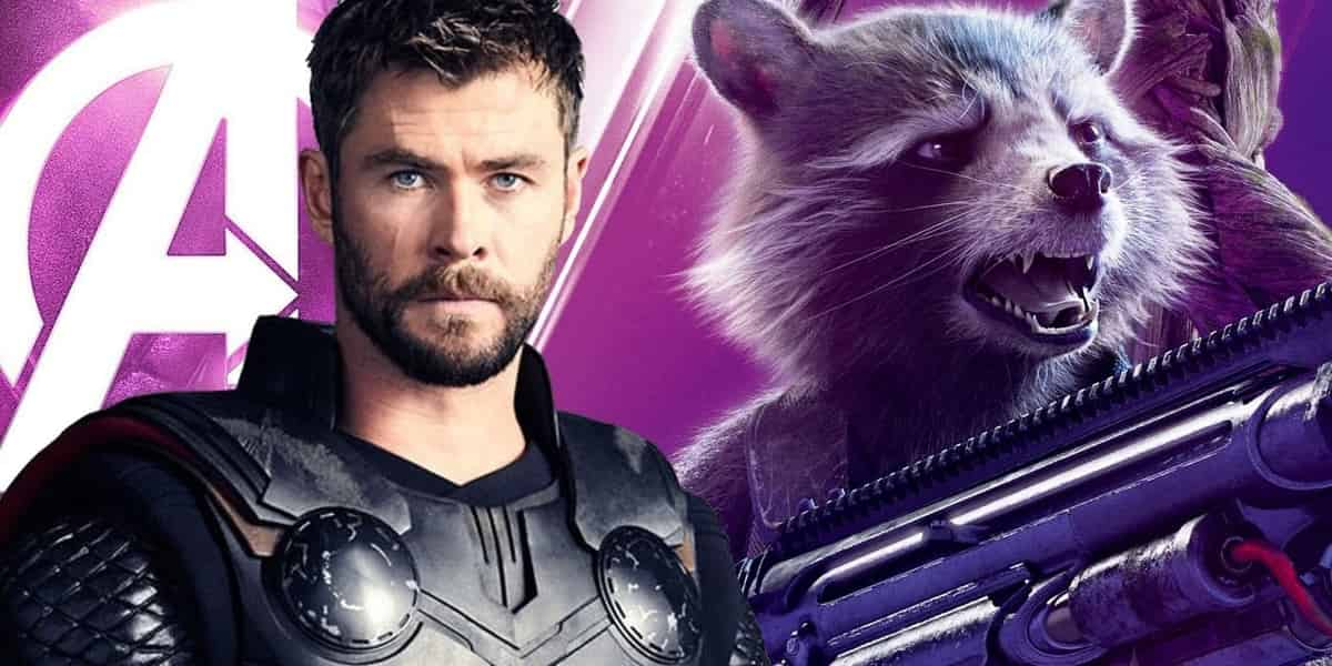 Avengers: Endgame Super Bowl TV Spot Rocket